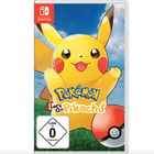 Pokémon Let's Go Pikachu / Evoli - Nintendo Switch für 24€ (statt 42€)