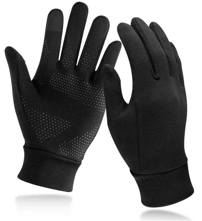 Unigear Touchscreen Handschuhe mit Anti-Rutsch für 6,99€ mit Primeversand