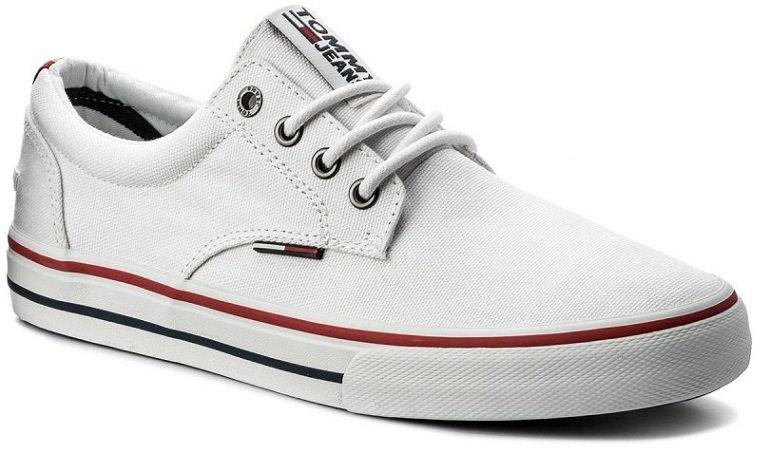 Tommy Jeans Herren Textile Sneaker 3