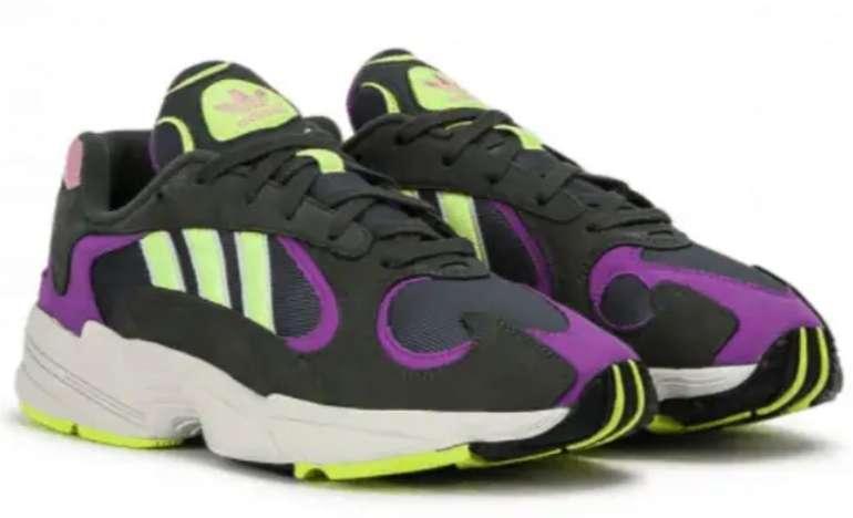 Allike: 25% Rabatt auf alle Adidas Produkte - z.B. Adidas Yung 1 Sneaker in grün/lila für 34,87€ (statt 54€)