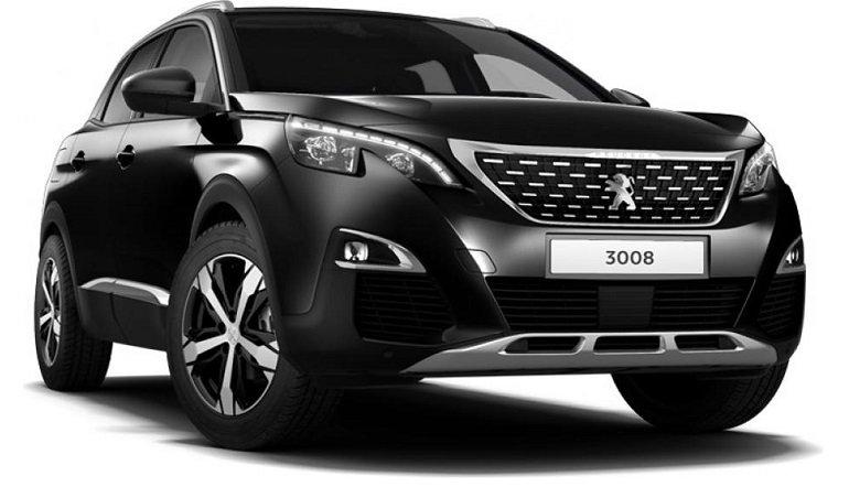 Gewerbe Leasing: Peugeot 3008 Crossway PureTech 130 für 125,21€ netto mtl. (Überführung: 890€, LF: 0,40)