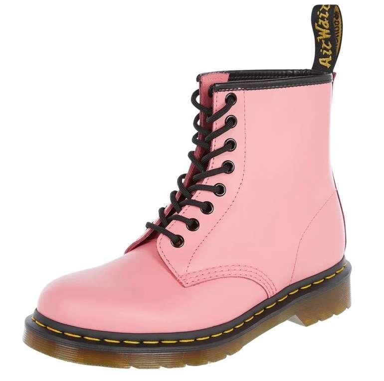 Dr. Martens 1460 Smooth Boots aus Leder in Rosé für 134,99€ inkl. Versand (statt 152€)