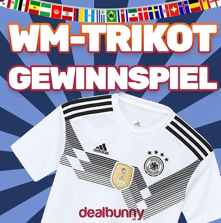 Auslosung - WM-Gewinnspiel: Jetzt teilnehmen und WM-Trikot gewinnen