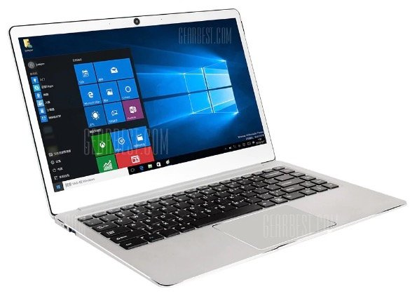 "Jumper EZbook 3L Pro Notebook (14"" FHD, 6GB RAM, 64GB eMMc, Win10) für 198,99€"