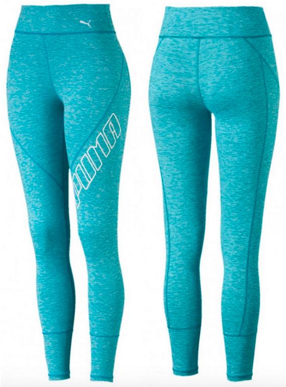 Puma Damen Yogini Logo 7/8 Tight Leggings für 21,25€ inkl. Versand (statt 32€)