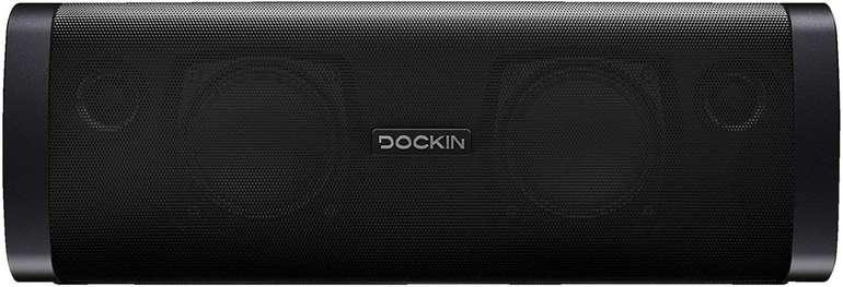 Dockin D Fine+ Bluetooth Lautsprecher (50W, spritzwassergeschützt) für 87,96€ (B-Ware)