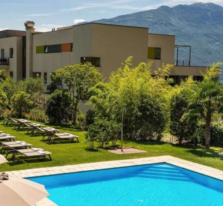 Italien Urlaub: 3 Nächte im 4* Active & Family Hotel Gioiosa (am Gardasee) + Halbpension ab 178,50€ p.P.