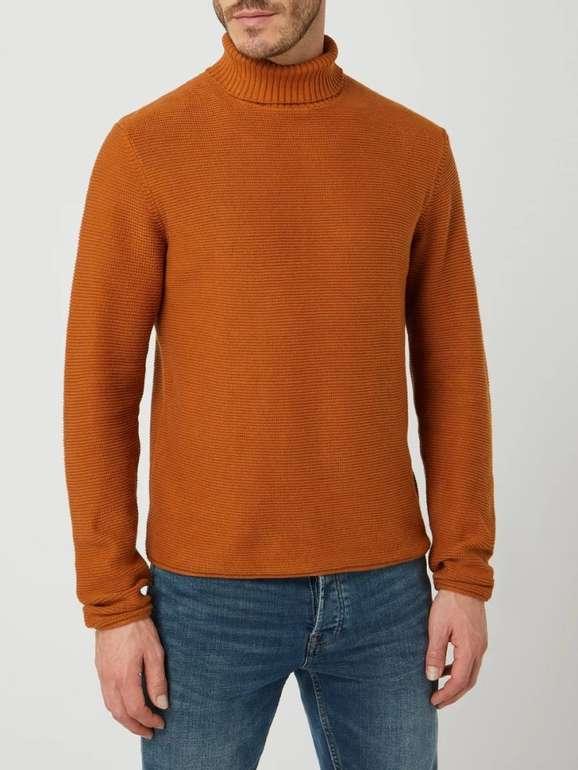 Review Herren Rollkragenpullover aus Baumwolle in 5 Farben für je 21,24€ inkl. Versand (statt 30€)
