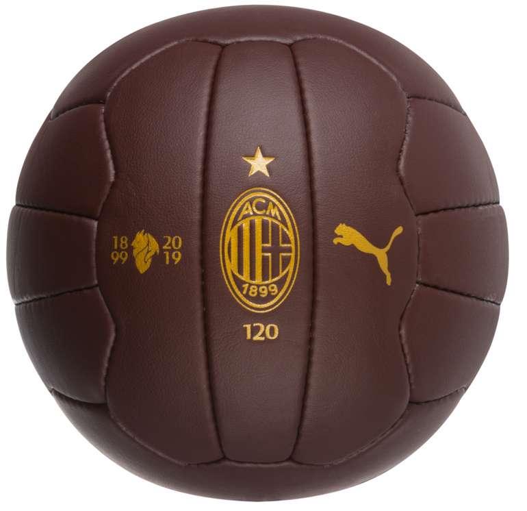 Puma AC Mailand 120-jähriges Jubiläum Retro Ball für 17,94€ inkl. Versand (statt 25€)