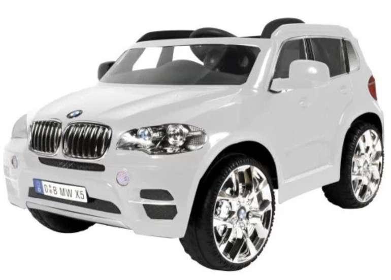 Rollplay Kinder-Elektroauto BMW X5 SUV (12V, max. 4,5 km/h) für 134,02€ inkl. Versand (statt 200€)