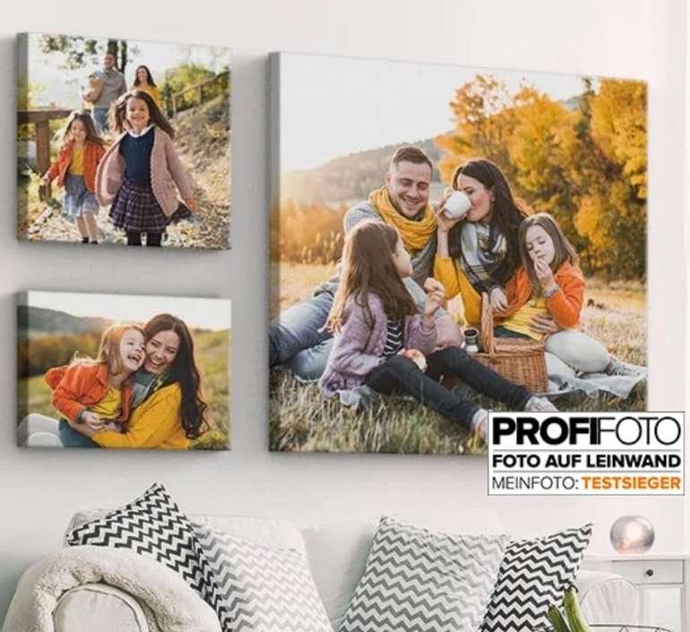 MeinFoto: 30 x 20cm Leinwand mit eigenem Foto und 2cm Rahmenstärke für 6,90€ inkl. Versand