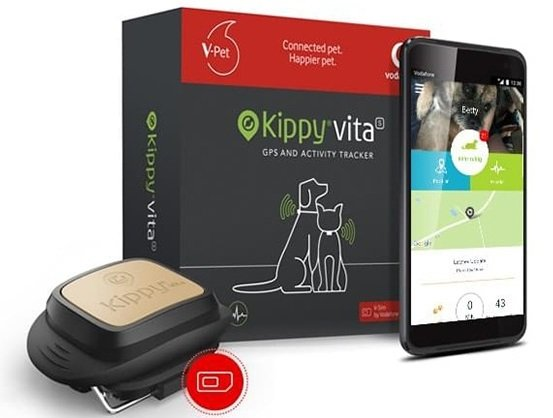 Gps Hundetracker12 Kippy Monate 8 37 Datenpaket Vita lcK1FJ