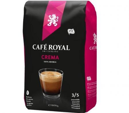 3 x 1 kg Café Royal Crema Kaffeebohnen für 22€ inkl. VSK (statt 39€)