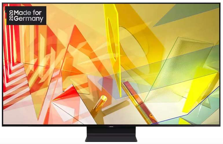 Samsung GQ75Q90T - 75 Zoll QLED UHD 4K Smart-TV für 1.999€ inkl. Versand (statt 2.229€) + 350€ Cashback!