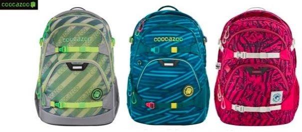 Coocazoo ScaleRale Schulrucksäcke im Angebot-z.B. Coocazoo ScaleRale Holiman für 54,81€ inkl. Versand (statt 78€)