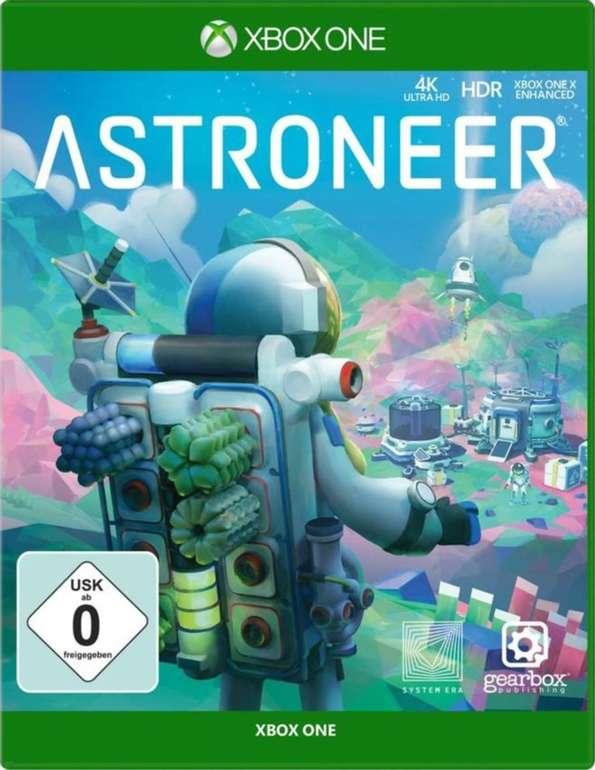 Astroneer für die Xbox One für 17,98€ inkl. Versand (statt 24€)