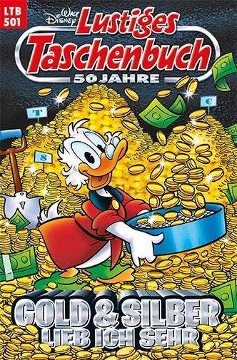 """3 Ausgaben """"Disney's Lustiges Taschenbuch"""" für 13,80€ + 10€ Amazon Gutschein"""