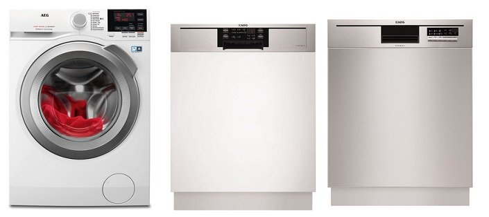 AEG Spartage mit Kühlschränken, Spülmaschinen & mehr