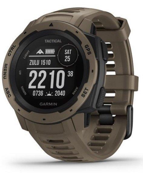 Garmin Instinct Tactical Edition Smartwatch für 239€ (statt 285€)