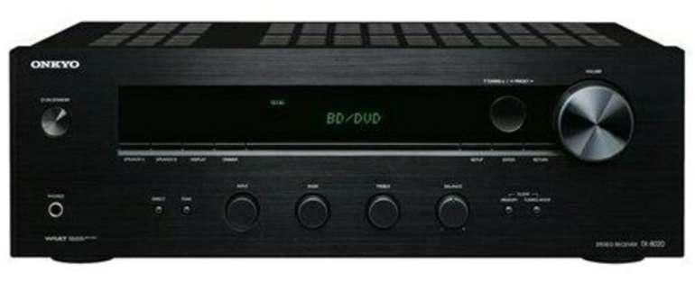 Onkyo TX-8020 Stereo Receiver bzw. Verstärker mit 90 Watt für 133€ (statt 149€)