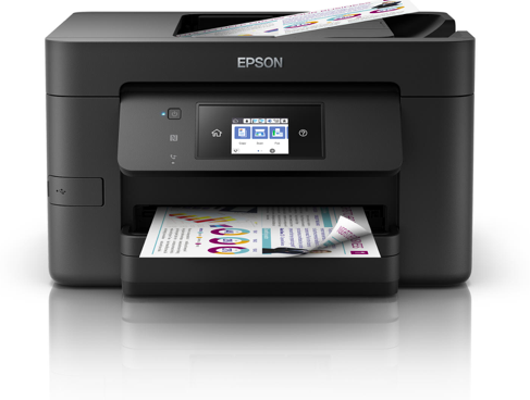 Epson WorkForce Pro WF-4720DWF 4-in-1 Tintenstrahl-Multifunktionsgerät für 99€