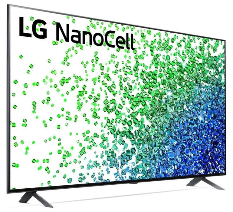 LG 65NANO809PA mit 65 Zoll (4K, HDR NanoCell, Smart TV, 60 Hz) für 849€inkl. Versand (statt 1.029€)