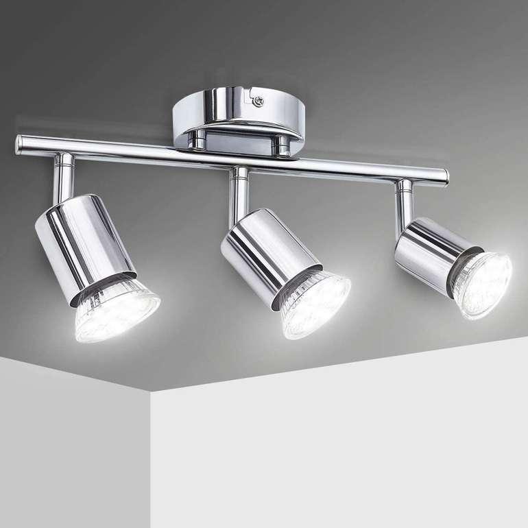 Efelandhome schwenkbare LED Deckenleuchte für 10,99€ inkl. Prime Versand (statt 22€)