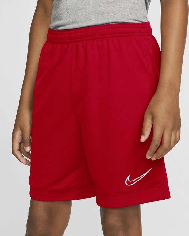 Nike Dri-FIT Academy Fußballshorts (ältere Kinder) für 8,98€ inkl. Versand (statt 15€) - Nike Membership!