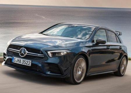 Gewerbe Leasing: Mercedes-Benz A 35 AMG für 349€ Netto mtl. (LF: 0,87)