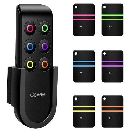 Govee Schlüsselfinder mit 6 Empfängern ab 15,59€ inkl. Prime Versand (statt 24€)