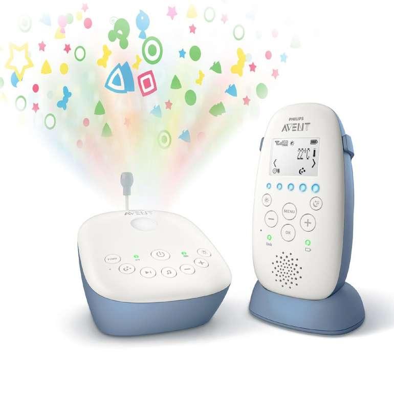 Philips Avent DECT Babyphone SCD735/26 für 107,99€ inkl. Versand