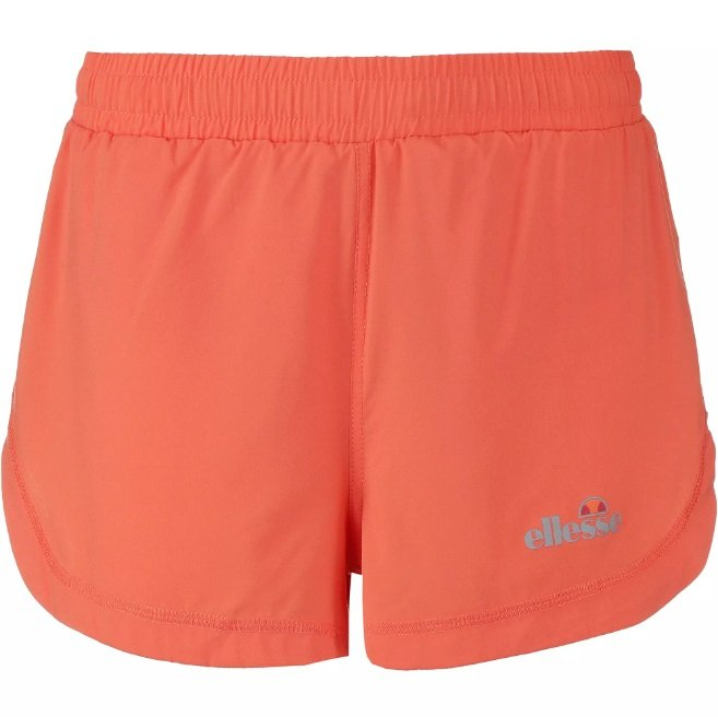Ellesse Damen Shorts 'Genoa' in orange für 19,91€ inkl. VSK