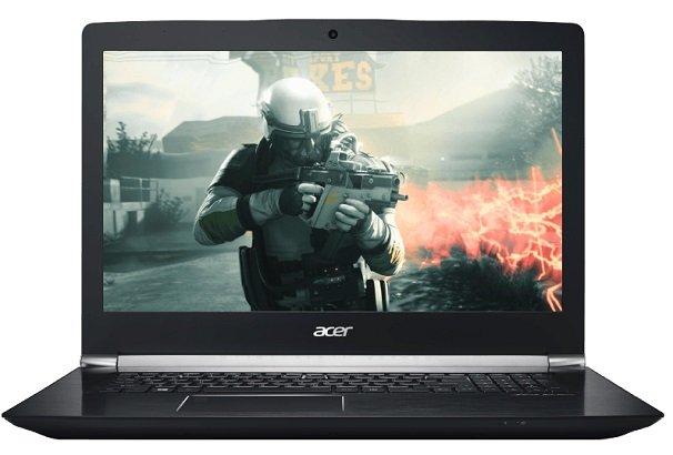 Acer Aspire V 17 Nitro Gaming Notebook mit 256SSD, GeForce 1050 Ti für 888,88€
