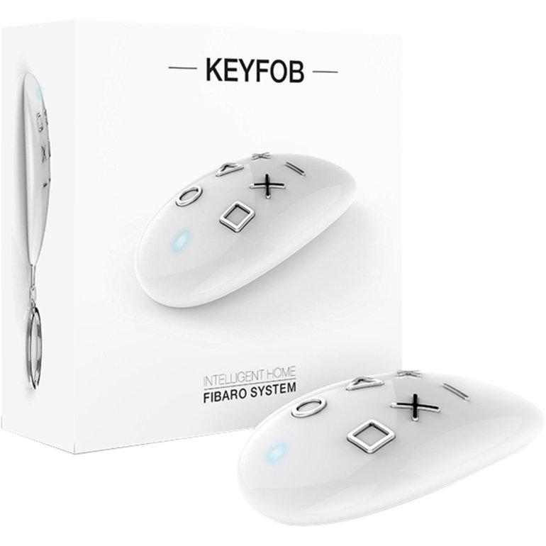 Fibaro KeyFob SmartHome Fernsteuerung (Z-Wave) für 24,90€ inkl. Versand