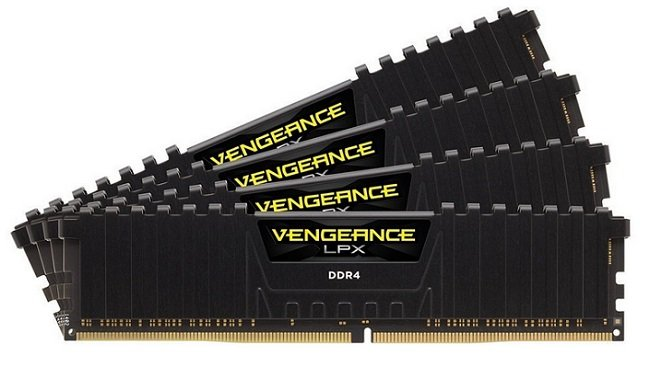 32GB Corsair Vengeance LPX DDR4 RAM (4×8GB) mit 2800mhz für 240€ (statt 376€)