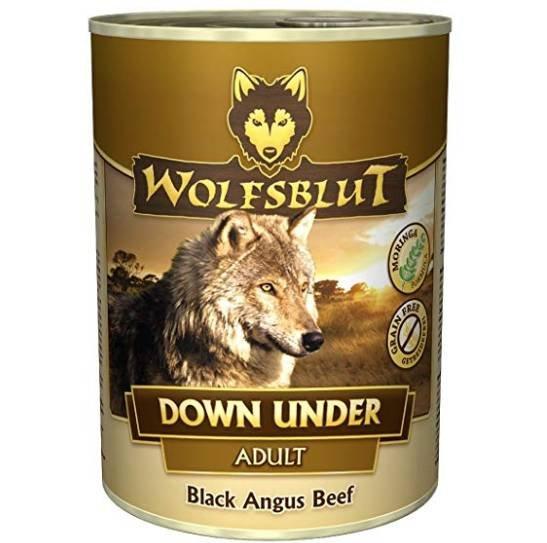 Preisfehler? 6er Pack Wolfsblut Down Under (je 800 g) für 5,25€ inkl. Prime