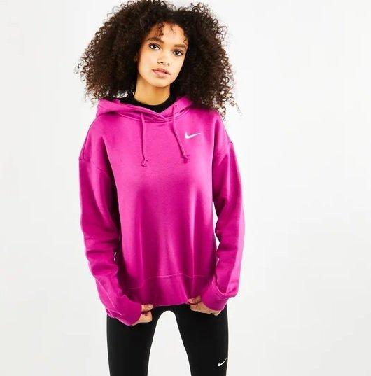 Nike Trend Fleece Essentials - Damen Hoodie für 39,99€ inkl. Versand (statt 54€)