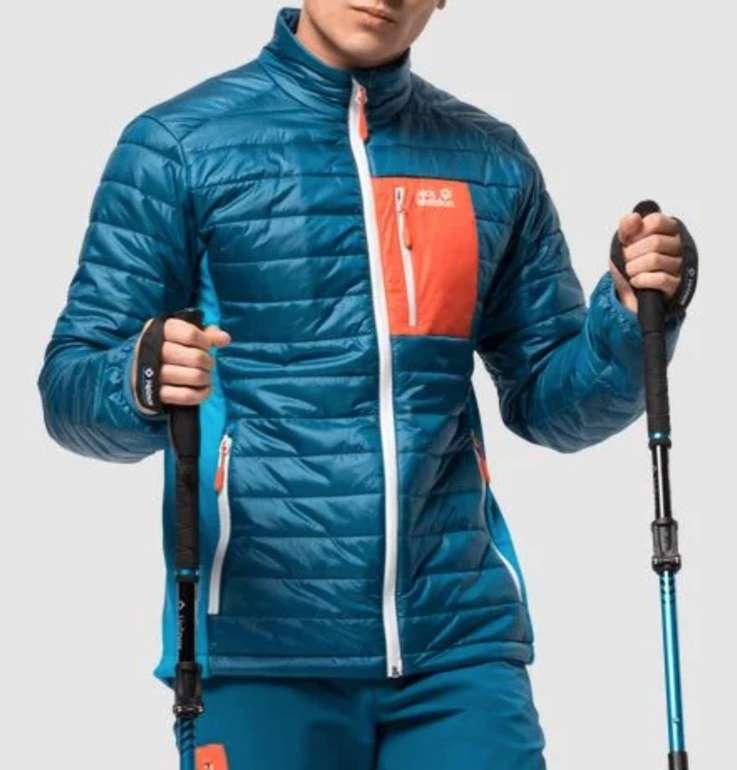 Jack Wolfskin Routeburn Jacket M Winddichte Herren Isolationsjacke für 97,46€ inkl. Versand (statt 108€)