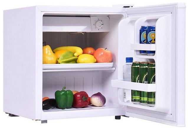 Costway EP22772 Mini Kühlschrank inkl. Gefrierfach mit 48 Liter für 89,99€