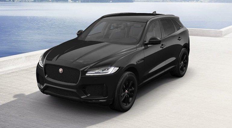 Jaguar F-Pace 20d Chequered Flag mit Panorama Glasdach für 377€ mtl. Brutto im Privat- & Gewerbeleasing