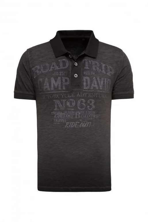 Camp David Shirt in verschiedenen Farben  für 36,95€ inkl. Versand (statt 70€)