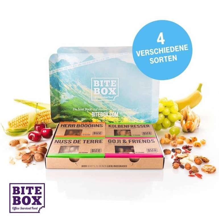 Gratis BiteBox Power Snacks für Telekom Kunden im Mega-Deal!