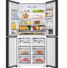 Hisense RQ689N4AC2 French-Door-Kühlschrank mit 542 Liter Volumen für 999€