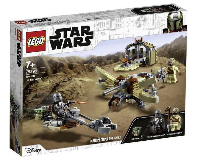 Lego Star Wars™ Ärger auf Tatooine (75299) für 19,35€inkl. Versand (statt 29€) - Thalia Club!