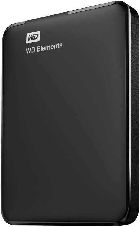 WD Elements 4TB Festplatte für 85,94€ inkl. Versand (statt 96€)