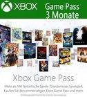 3 Monate Xbox Game Pass für 11,59€ (statt 14€)