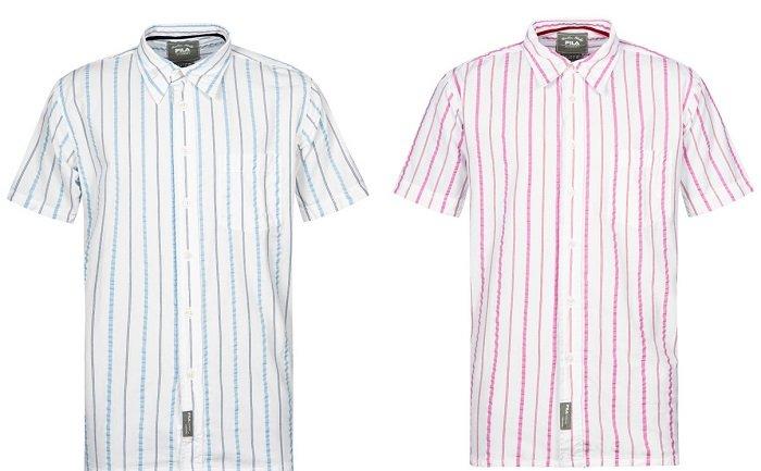 Fila Herren Hemden in vielen Größen für je nur 4,44€ + 3,95€ VSK