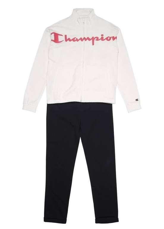 "Champion Kinder Jogginganzug ""Full Zip Suit"" in 2 Farben für je 15,96€ inkl. Versand (statt 31€)"