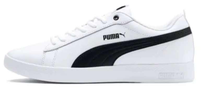 Puma Back to School Sale mit 25% Rabatt - z.B. Puma Smash v2 Leder Damen Sneaker für 26,21€ (statt 45€)