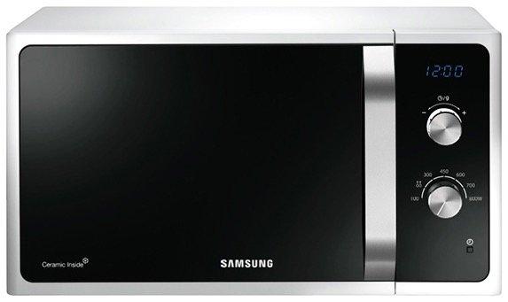 Samsung MS23F301EAS Mikrowelle für 60,89€ inkl. Versand (statt 91€) Paydirekt